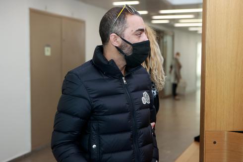 בעל השליטה בקרן אור חיליק טפירו בבית המשפט, צילום: עמית שעל