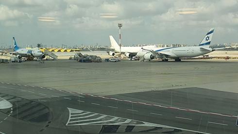 """נתב""""ג נסגר לנחיתות מטוסי נוסעים - שמופנים לשדה התעופה רמון"""