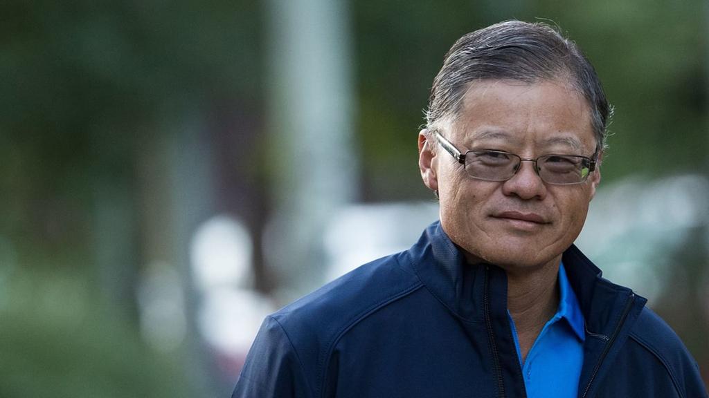 ג'רי יאנג מייסד יאהו 2020