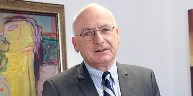 יאיר אבידן המפקח על הבנקים