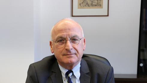 יאיר אבידן, המפקח על הבנקים, צילום: יריב כץ