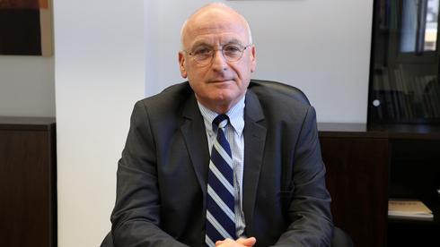 יאיר אבידן, המפקח על הבנקים , צילום:  יריב כץ