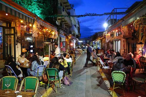 מסעדות בתל אביב, צילום: איי אף פי