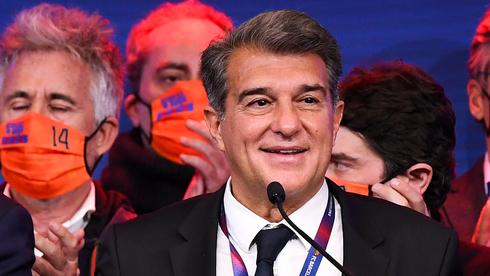 נשיא ברצלונה הנבחר ז