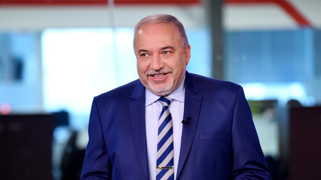 """ח""""כ אביגדור ליברמן ישראל ביתנו ועידת התחזיות"""