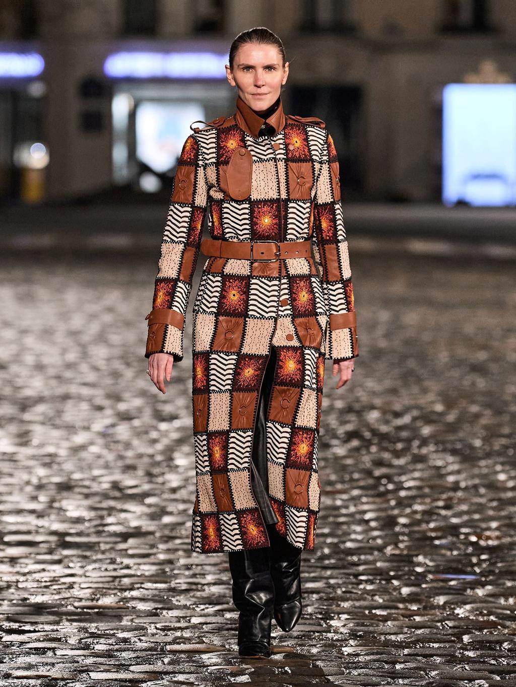 גבריאלה הרסט המעצבת החדשה של מותג הבגדים קלואה פנאי