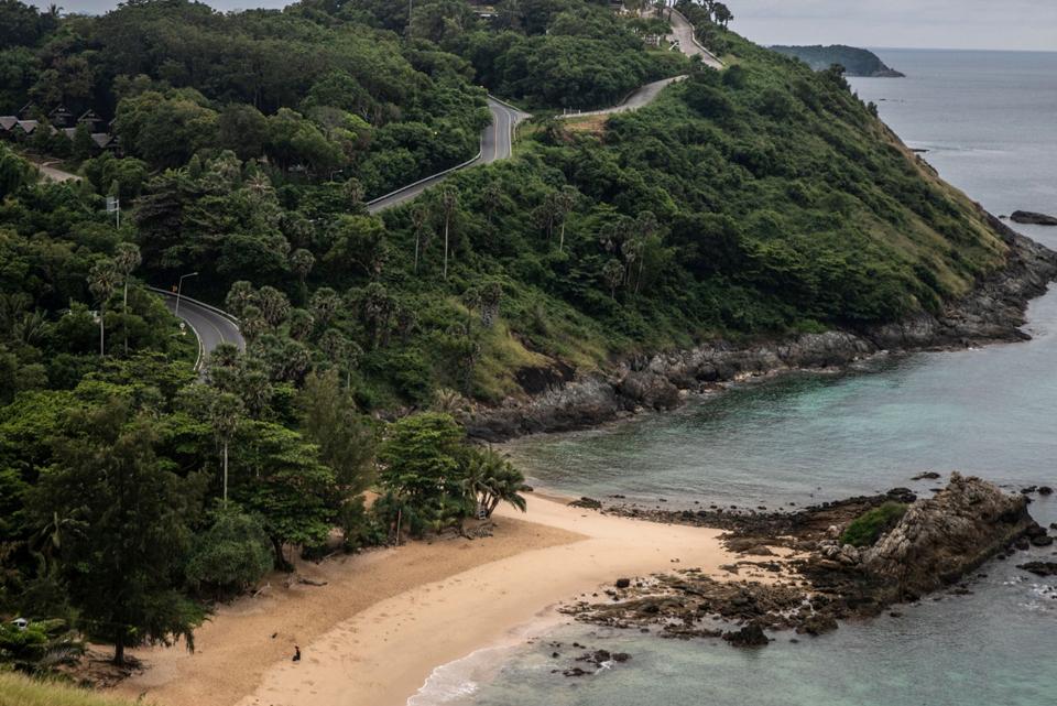 חוף ב אי פוקט תאילנד