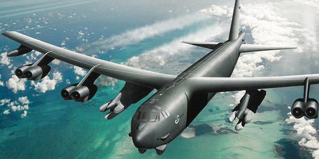 המפציץ B52 מסרב למות; האם יביס את איראן?