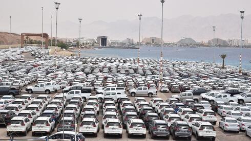הערכות ראשונות: כ-24 אלף מכוניות חדשות נמסרו ביולי