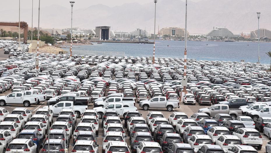 חזרנו לשגרה: באפריל יובאו לישראל 22,659 מכוניות חדשות