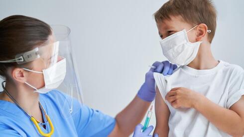 חיסון לילדים של מודרנה, צילום: גטי אימג
