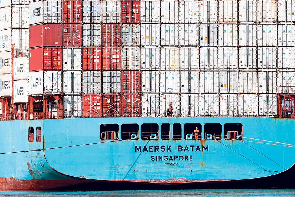 ספינת משא של מארסק