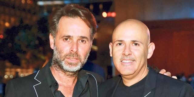 בעלי השליטה בישראל קנדה אסי טוכמאייר וברק רוזן, צילום: אוראל כהן
