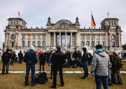 ברלין, צילום: אי פי איי