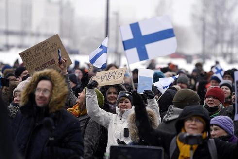 הלסינקי, פינלנד, צילום: רויטרס