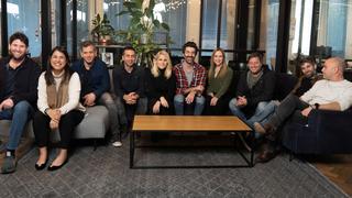 ironSource executives. Photo: Adam Primer
