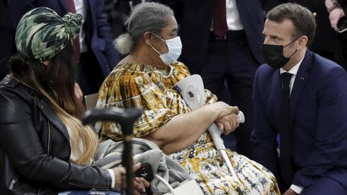 חיסון עולמי: בצרפת ובאיטליה מגבירים את הלחץ נגד לא מחוסנים