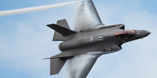 האייפון של מטוסי הקרב: למה טייסי ה-F35 מאוהבים בו?
