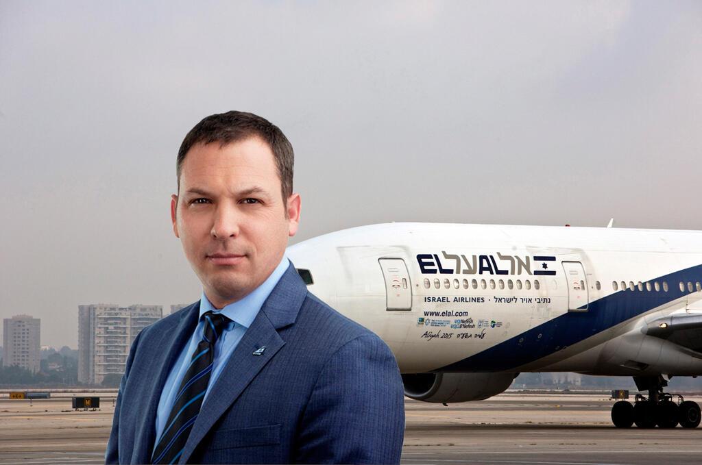 "אביגל שורק מנכ""ל אלעל בואינג 777"