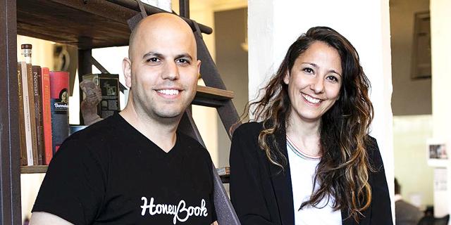 נעמה אלון ו עוז אלון מייסדים משותפים האניבוק