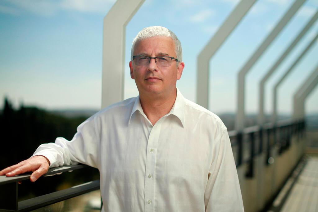 אנדרו אביר המשנה לנגיד בנק ישראל