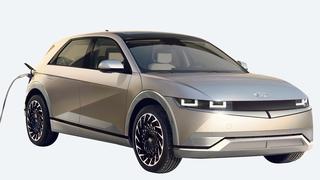 יונדאי איוניק 5 רכב חשמלי