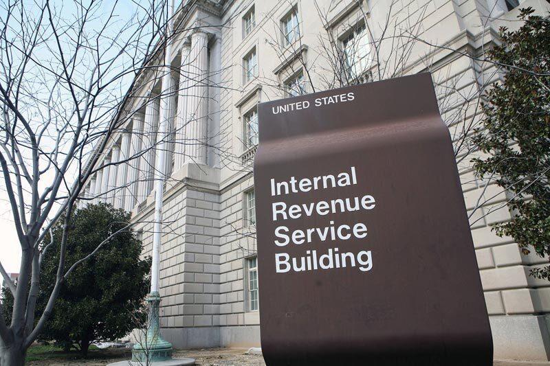 """ארה""""ב כיווצה את רשות המסים, האחוזון העליון חוגג עם העלמות"""
