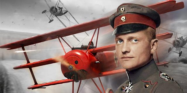הברון האדום: האמת מאחורי אגדת הטייס הכי מפורסם בעולם