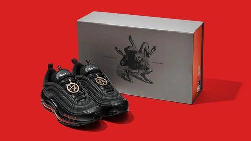 נעלי שטן, צילום: MSCHF