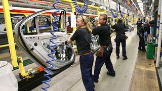 מפעל מכוניות וולוו שבדיה