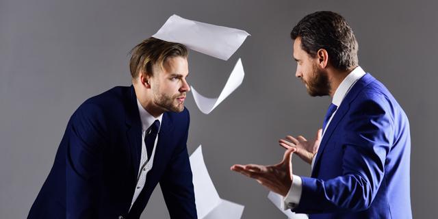 סכסוך בין שותפים לעסק