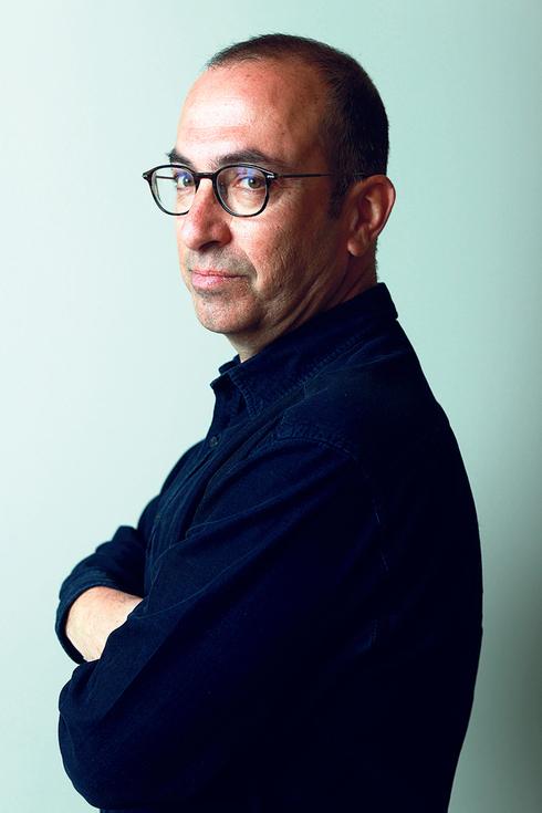 הסופר ישי שריד, צילום: עמית שעל