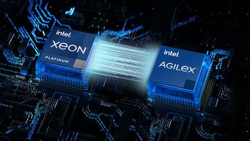 מעבד Xeon אינטל, צילום: אינטל
