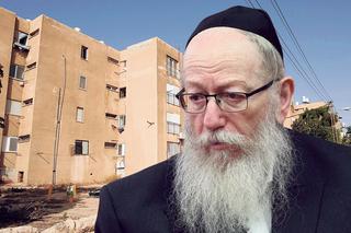 יעקב ליצמן , צילום: אלכס קולומויסקי, ישראל יוסף