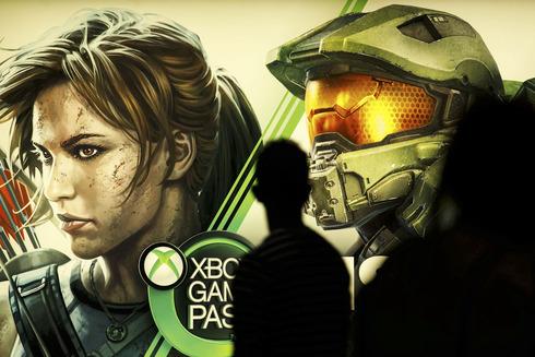 """יחזרו גם השנה דוכן אקסבוקס ב-E3"""", צילום: בלומברג"""