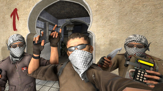 מתוך המשחק CounterStrike: Global Offensive, מתוך המשחק