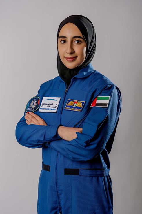 נורא אל מטרושי מאיחוד האמירויות. האסטרונאוטית הערביה הראשונה, צילום: רויטרס