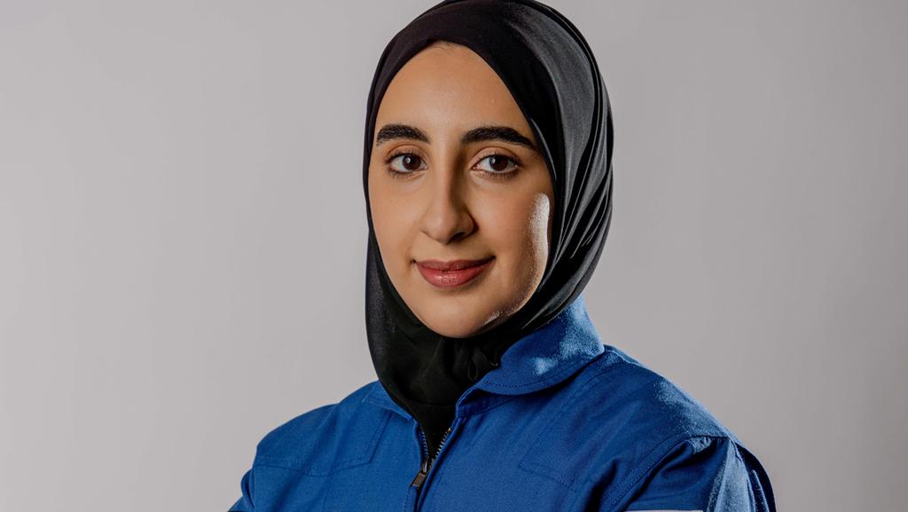 איחוד האמירויות מציגה: האסטרונאוטית הערביה הראשונה