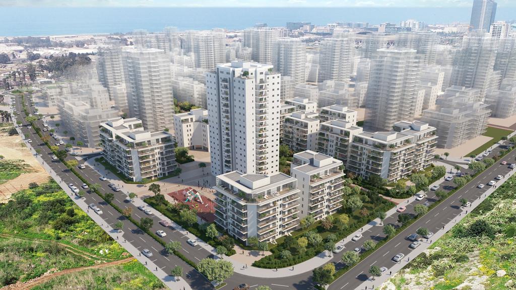 רמי שבירו יבנה 335 דירות להשכרה ארוכת טווח בחיפה