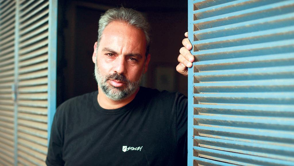 אסף גורדון , צילום: עמית שעל