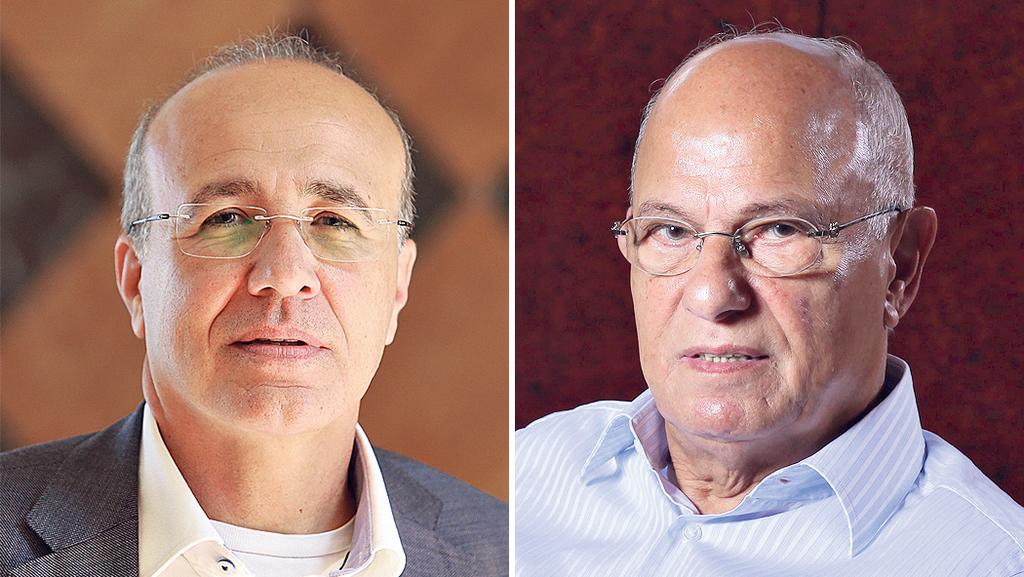 מימין: אליהו וברקת , צילומים: עמית שעל, אוראל כהן