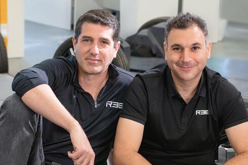מייסדי REE אחישי סרדס (מימין) ודניאל בראל, צילום: יורם אשהיים