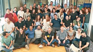 מוסף עצמאות 14.4.21 צוות Verbit, צילום: עמית שעל