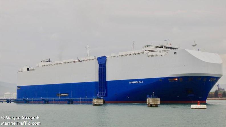 בפעם השנייה: ספינה של רמי אונגר הותקפה במפרץ הפרסי