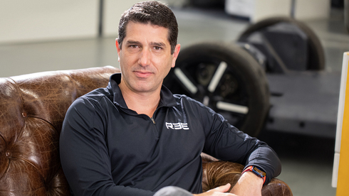 """דניאל בראל, מנכ""""ל REE , צילום: REE Automotive"""