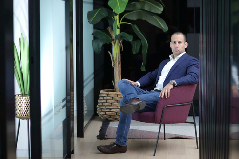 """תומר ראב""""ד, מנכ""""ל בי-קום, צילום: אוראל כהן"""
