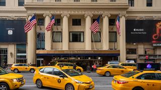 מלון פנסילבניה נסגר ניו יורק שדרה שביעית מנהטן 4, צילום: גטי אימג'ס