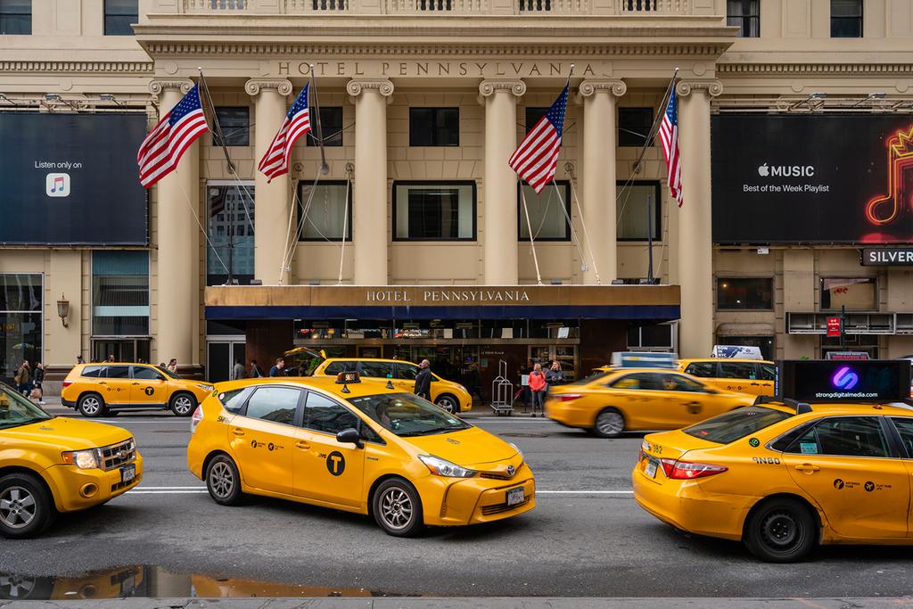 מלון פנסילבניה נסגר ניו יורק שדרה שביעית מנהטן 4