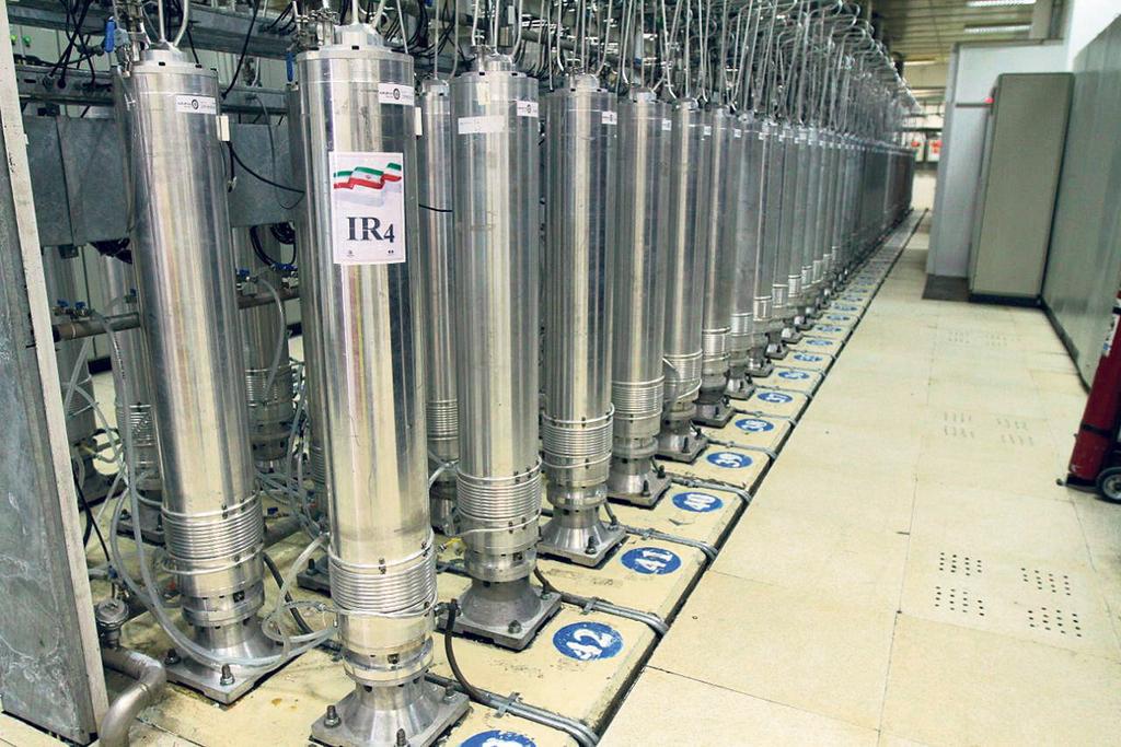 כור גרעיני ב נתנז איראן