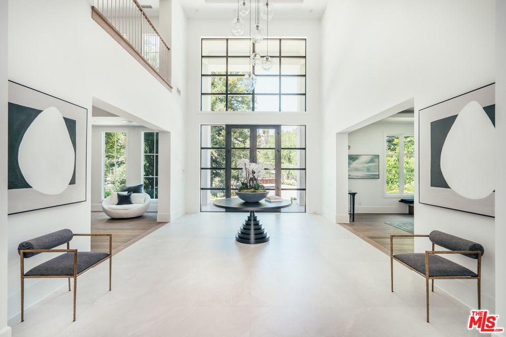 מדונה קנתה בית הידן הילס Hidden Hills לוס אנג'לס 2